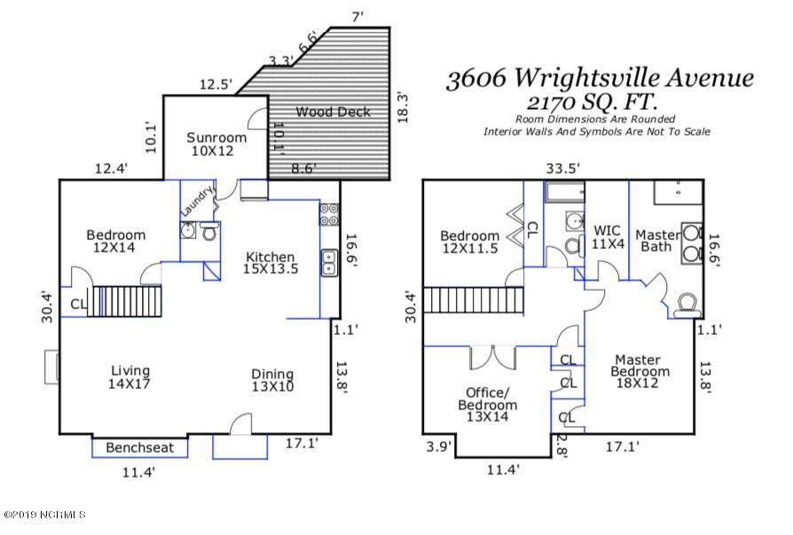 3606 Wrightsville Avenue Wilmington, NC 28403