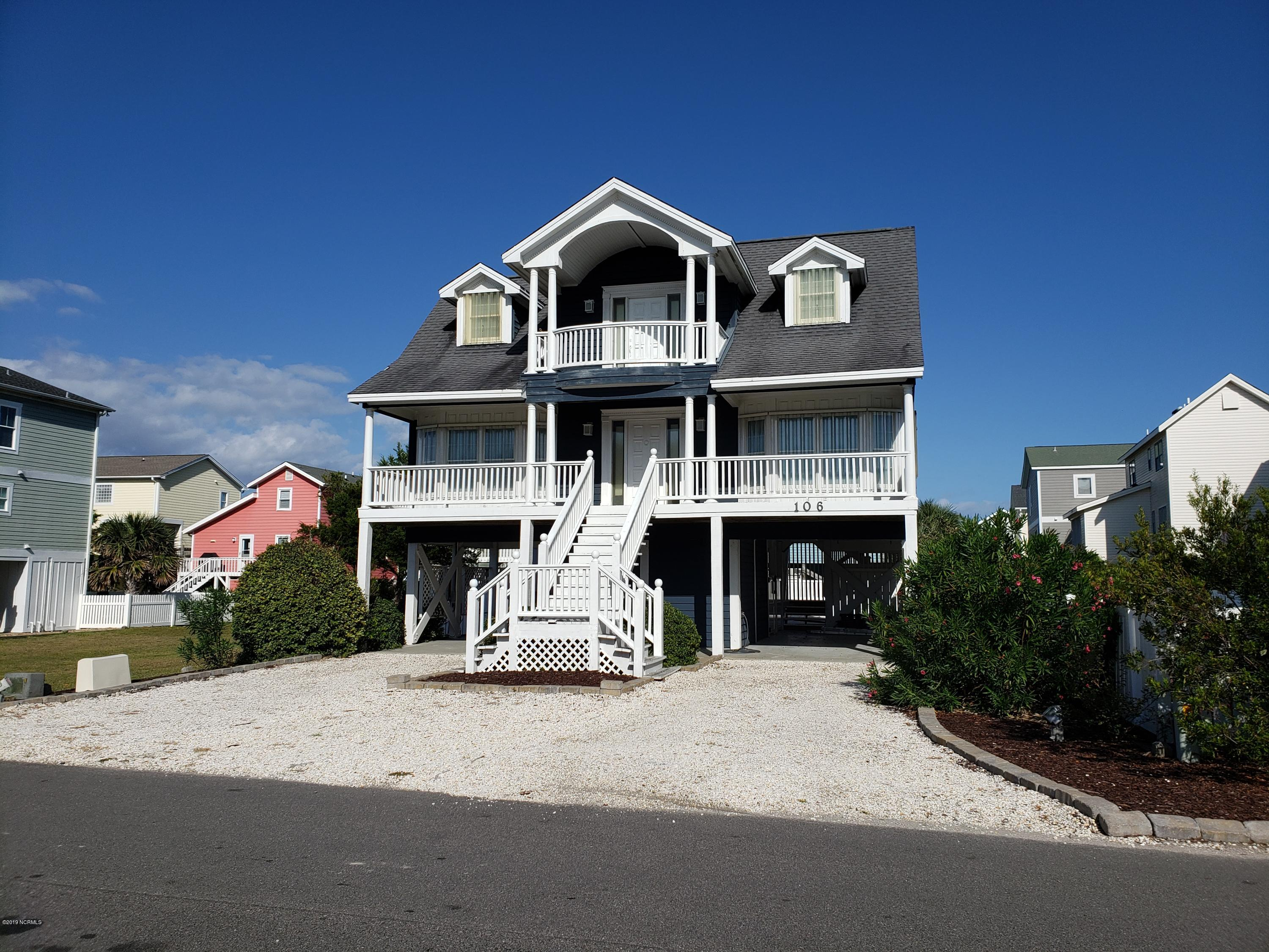 106 By the Sea Holden Beach, NC 28462