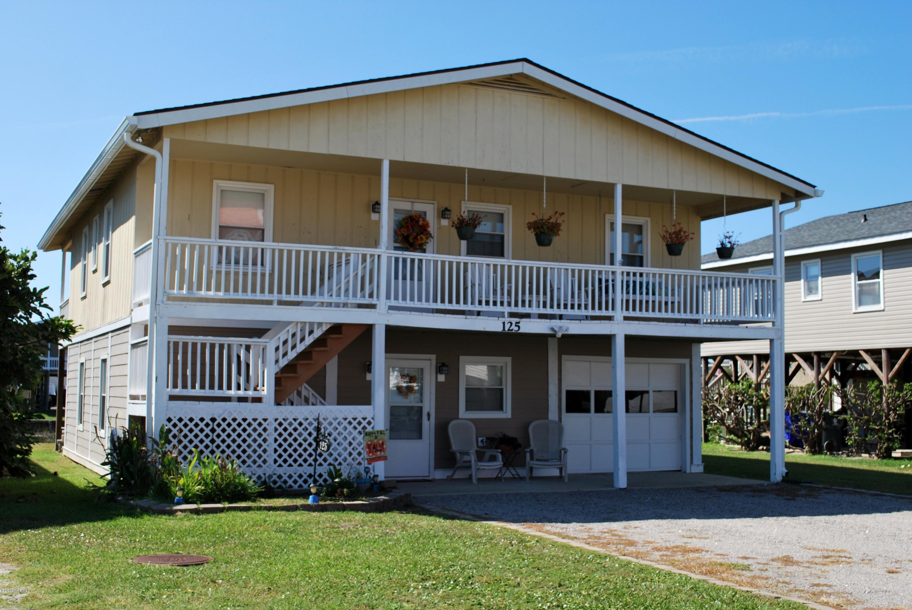 125 Burlington Street Holden Beach, NC 28462