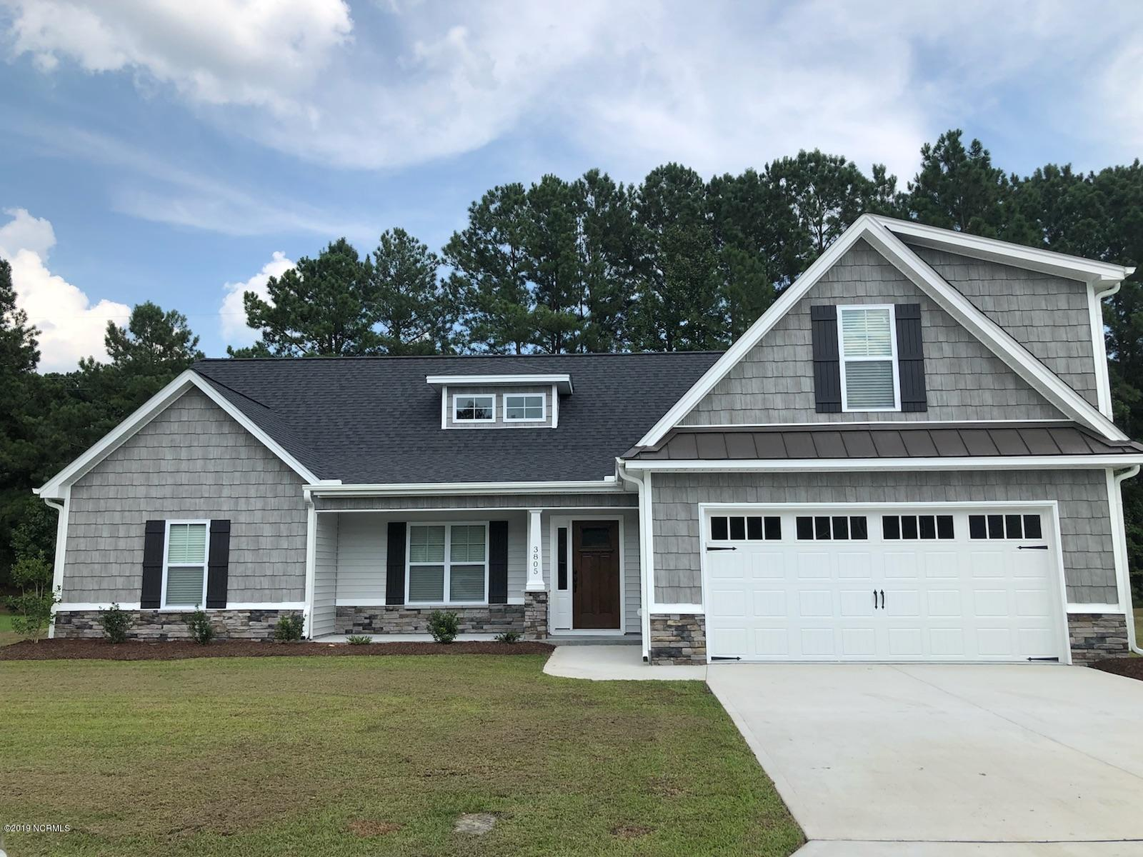 Property for sale at 429 Castleford Drive, Winterville,  North Carolina 28590