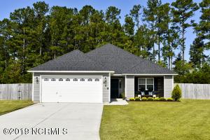 205 Ivy Glen Lane, Jacksonville, NC 28546