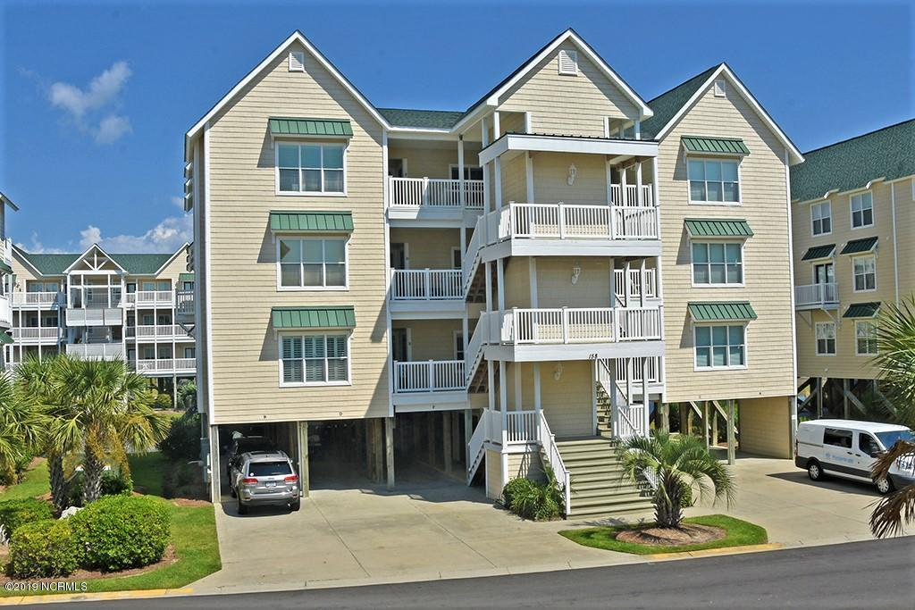 158 Via Old Sound Boulevard Ocean Isle Beach, NC 28469