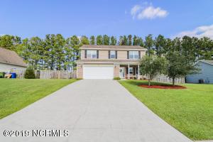 107 Maidstone Drive, Richlands, NC 28574