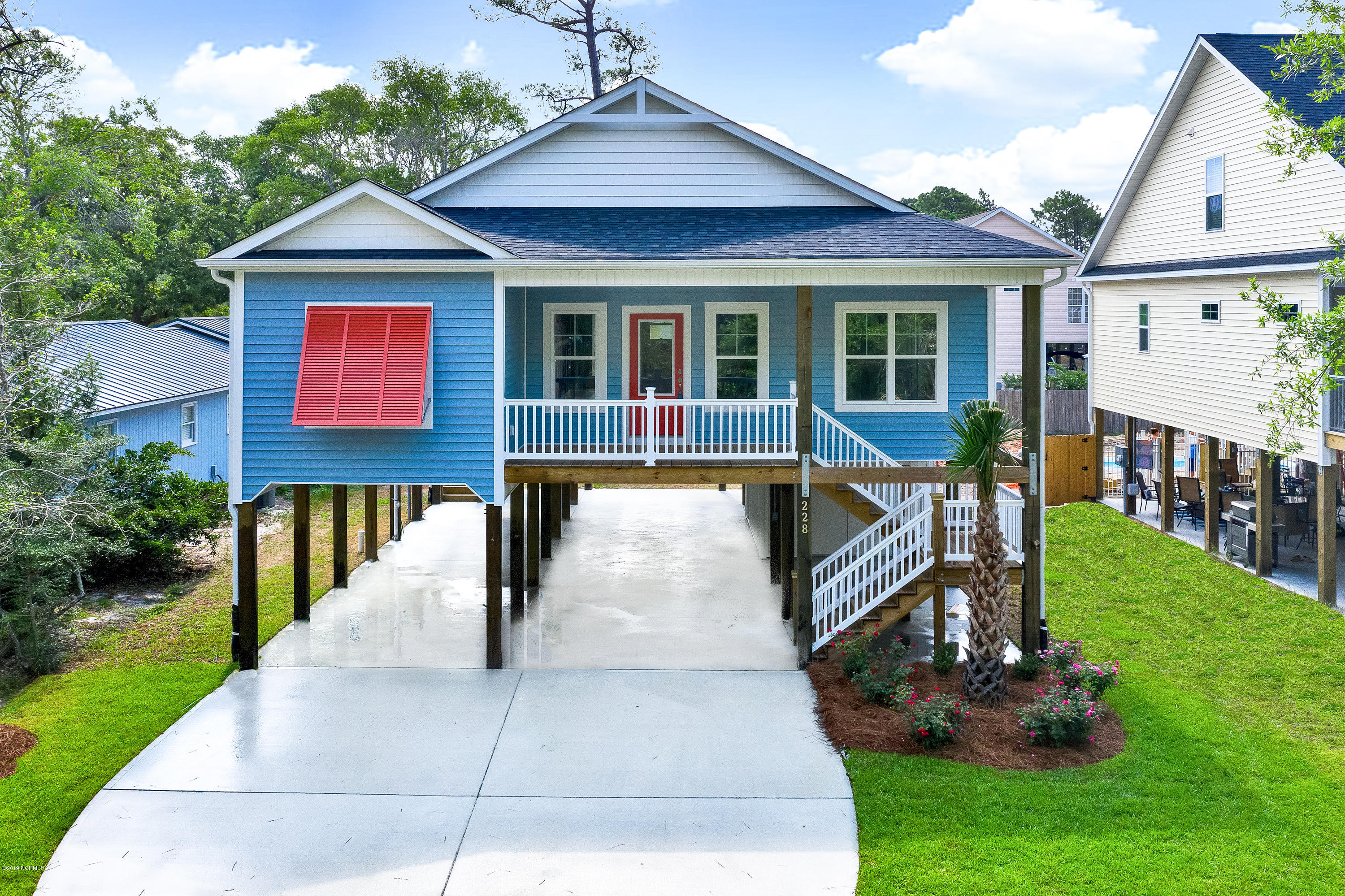 317 NE 60th Street Oak Island, NC 28465