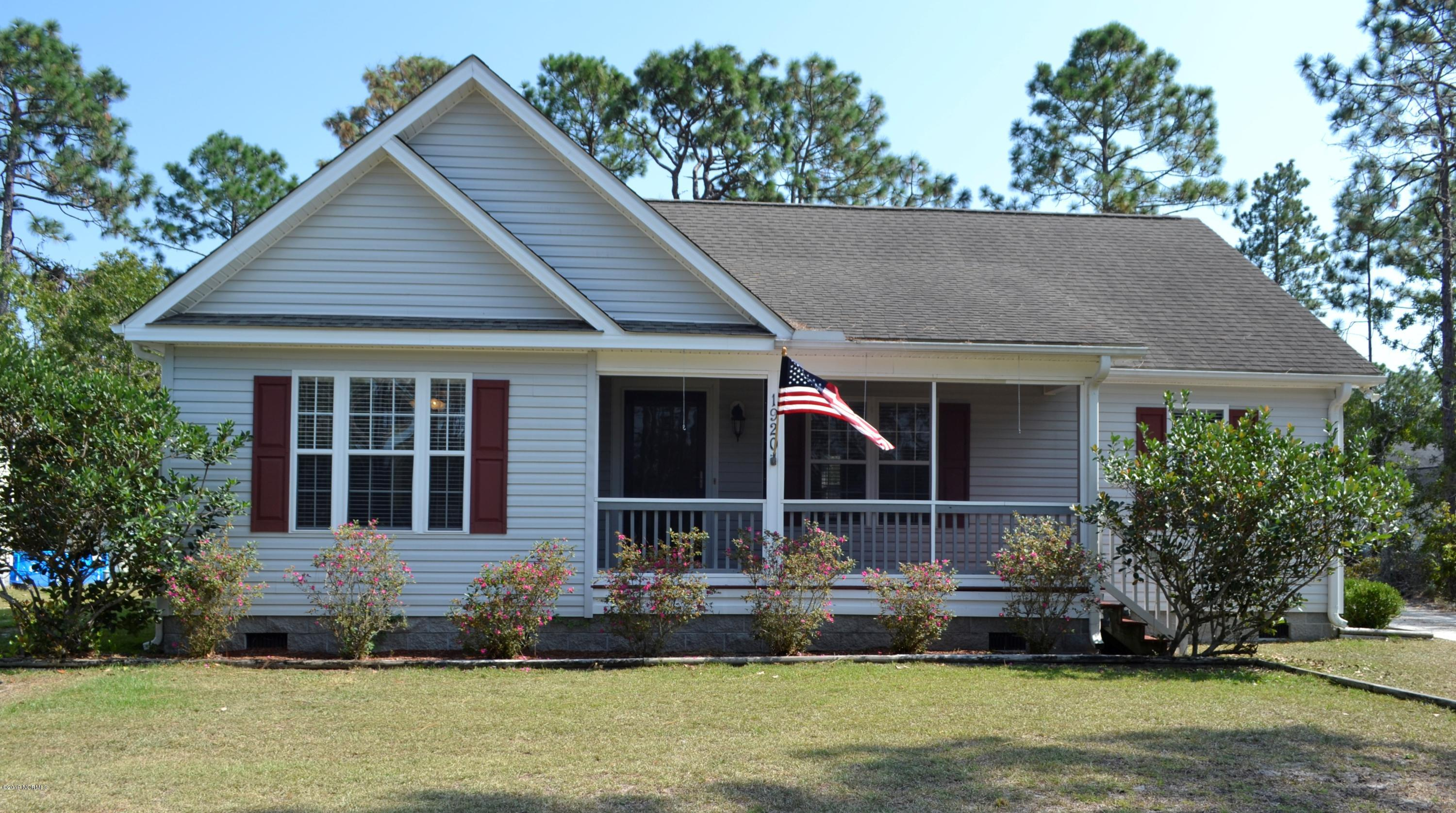 1920 Pinehurst Road Southport, NC 28461