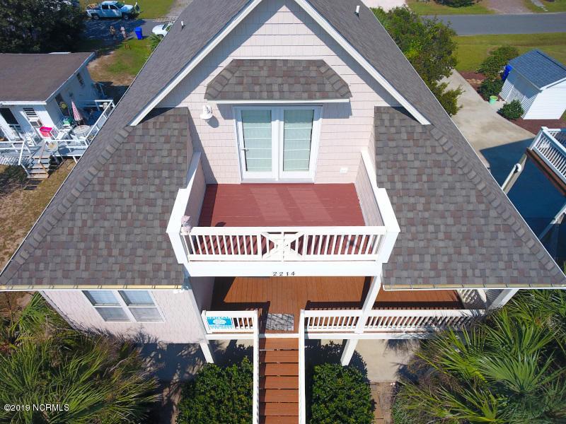 2214 Beach Drive Oak Island, NC 28465