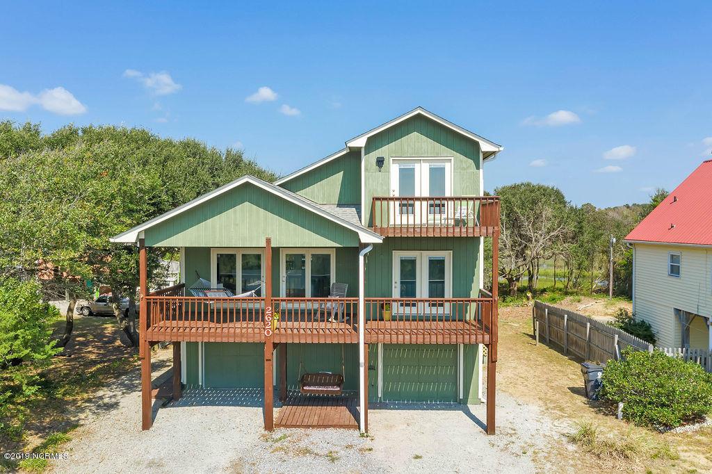 2620 E Pelican Drive Oak Island, NC 28465