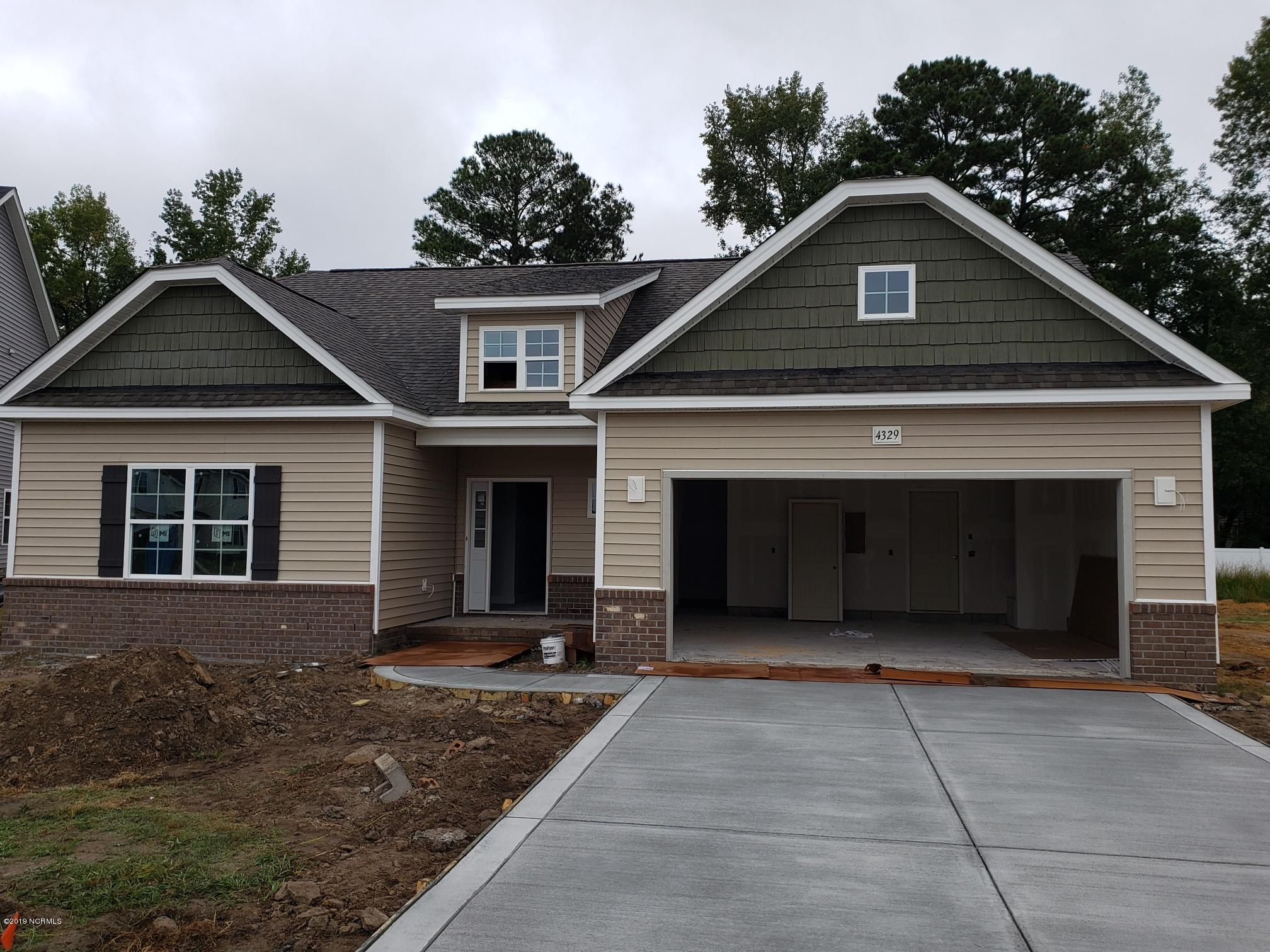 Property for sale at 4329 Glen Castle Way, Winterville,  North Carolina 28590