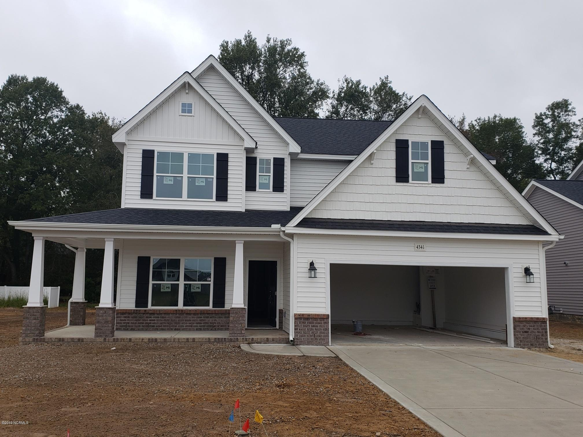 Property for sale at 4341 Glen Castle Way, Winterville,  North Carolina 28590