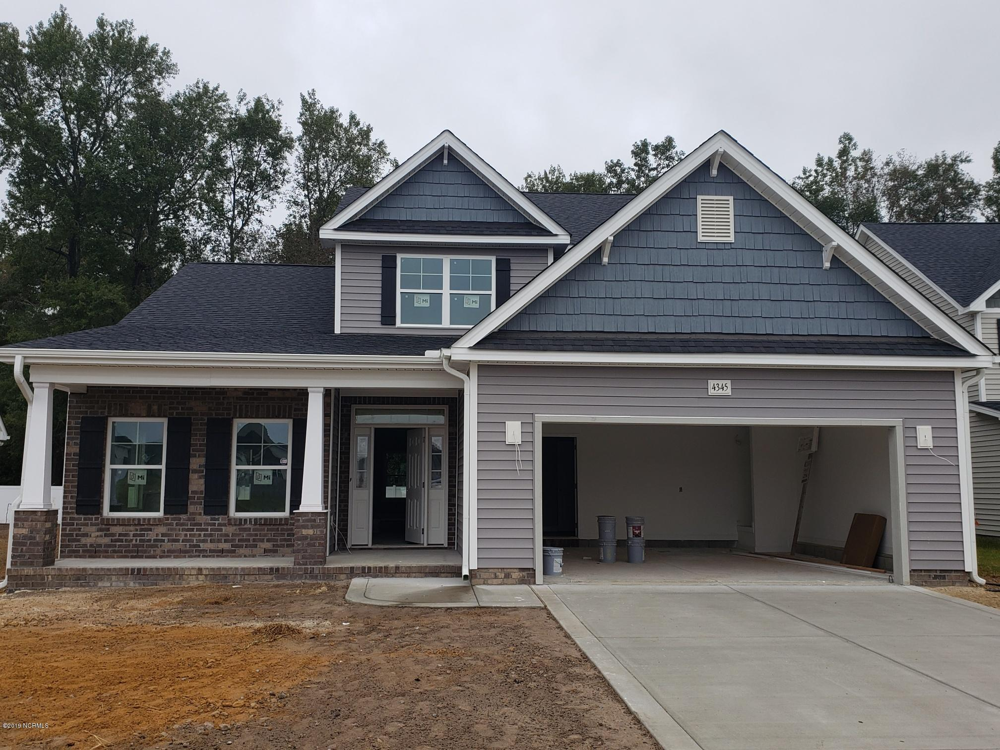 Property for sale at 4345 Glen Castle Way, Winterville,  North Carolina 28590
