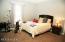 Bedroom 3 with Walk In Closet Upper Level