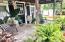 Rear Outbuilding Porch