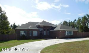 151 Leslie Drive, Hubert, NC 28539