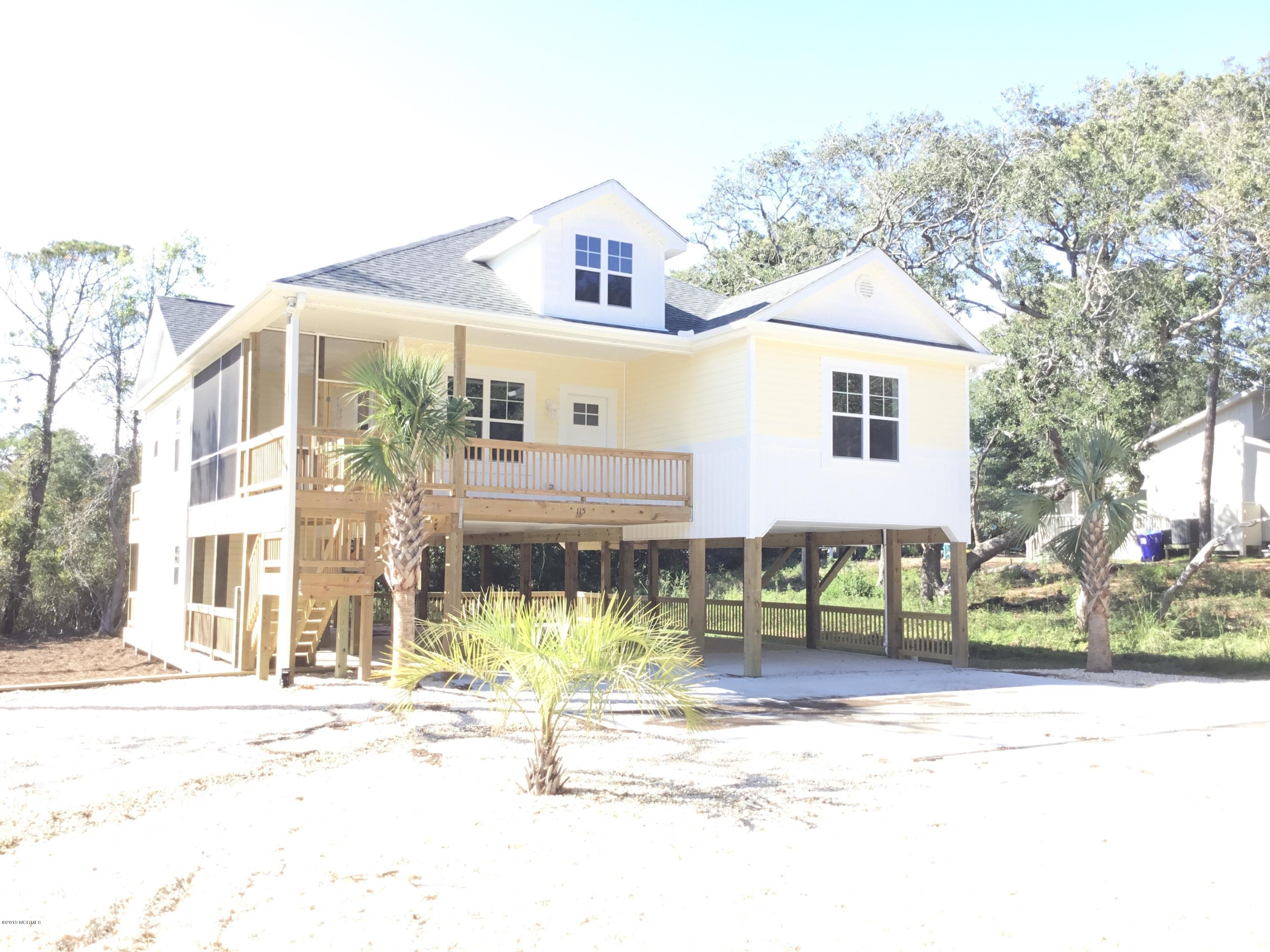 115 SE 19th Street Oak Island, NC 28465