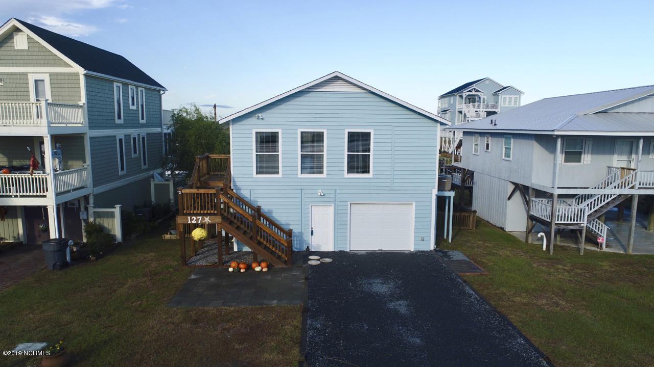 127 Starfish Drive Holden Beach, NC 28462
