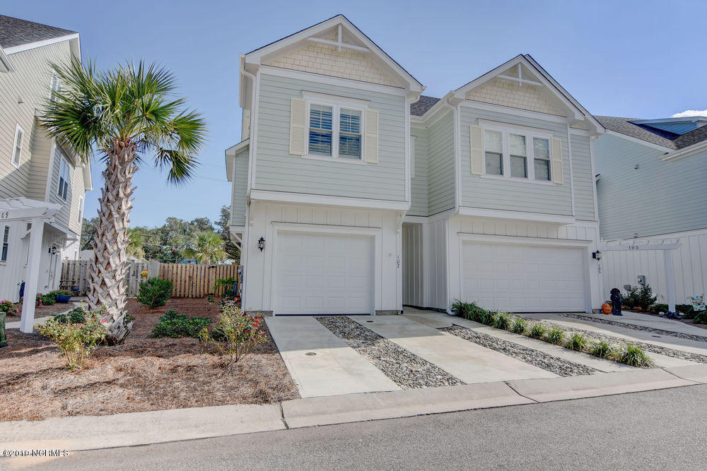 107 Bimini Townes Lane Carolina Beach, NC 28428