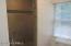 CERAMIC TILE WALK IN SHOWER GLASS FRAMELESS DOOR- FIRST FLOOR