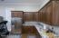 Detached Garage/Bath House kitchenette
