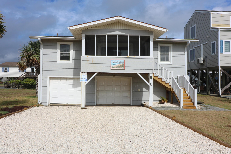 910 Ocean Boulevard Holden Beach, NC 28462