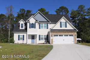 906 Gulf Chase Court, Sneads Ferry, NC 28460