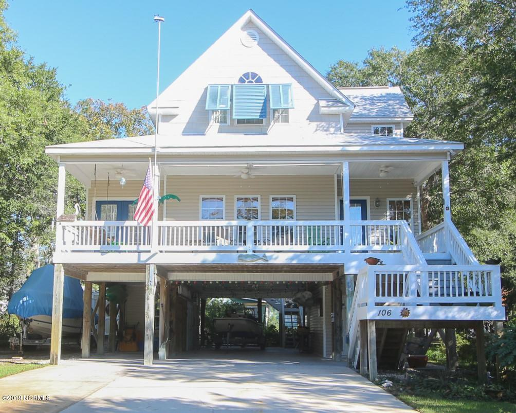 106 SE 8th Street Oak Island, NC 28465