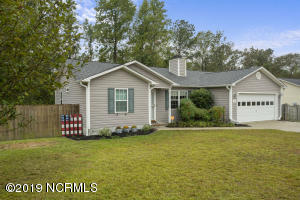 145 Wheaton Drive, Richlands, NC 28574