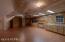 Unfinished Studio Apartment with Kitchenette. Hookups for Stove & Fridge. Full Bathroom.