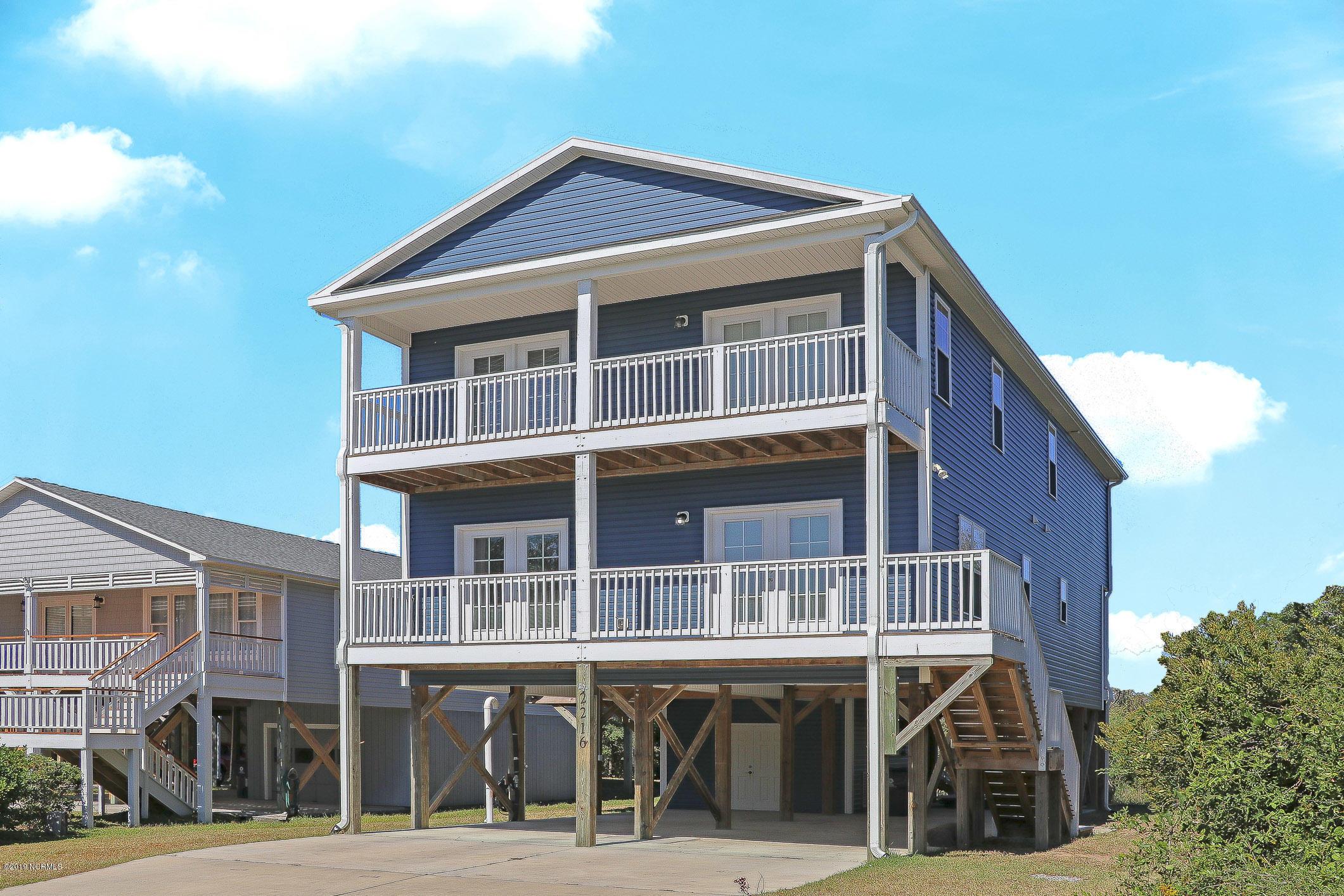 2216 E Pelican Drive Oak Island, NC 28465