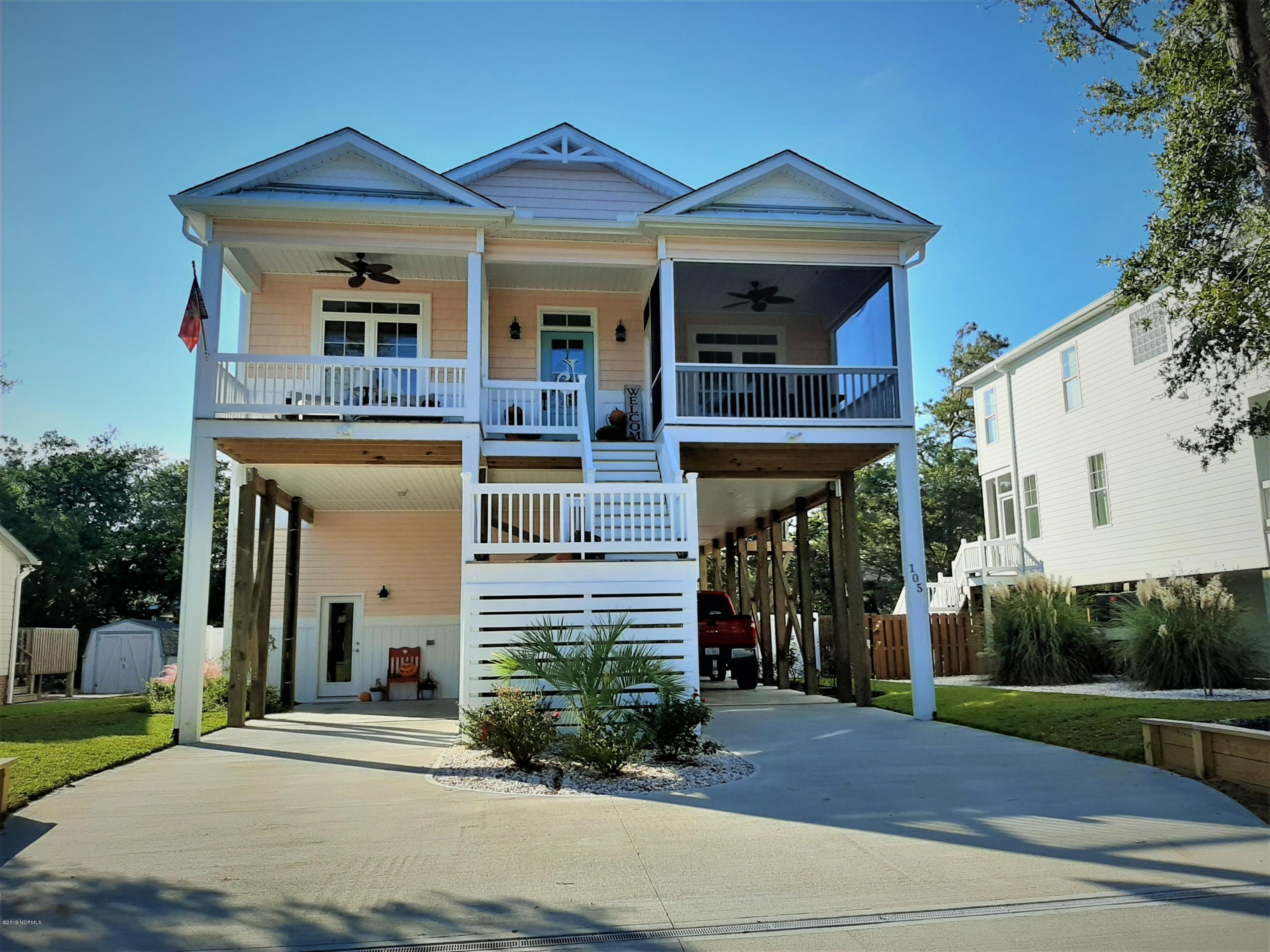 105 SE 42nd Street Oak Island, NC 28465