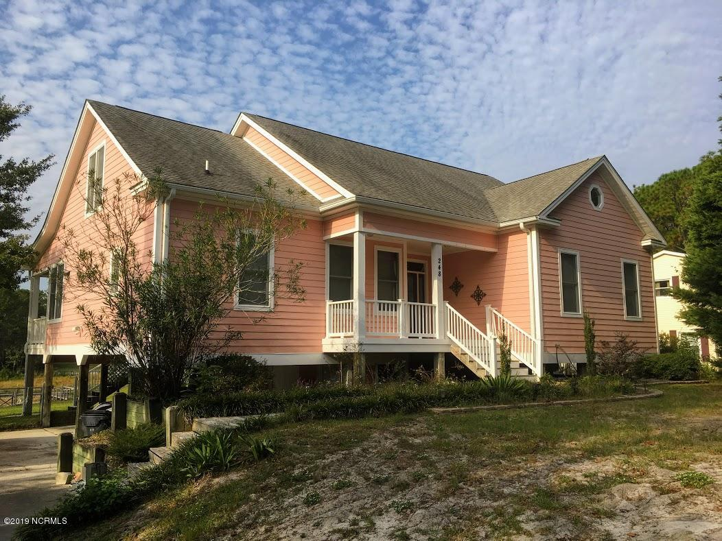 248 N Shore Drive Southport, NC 28461