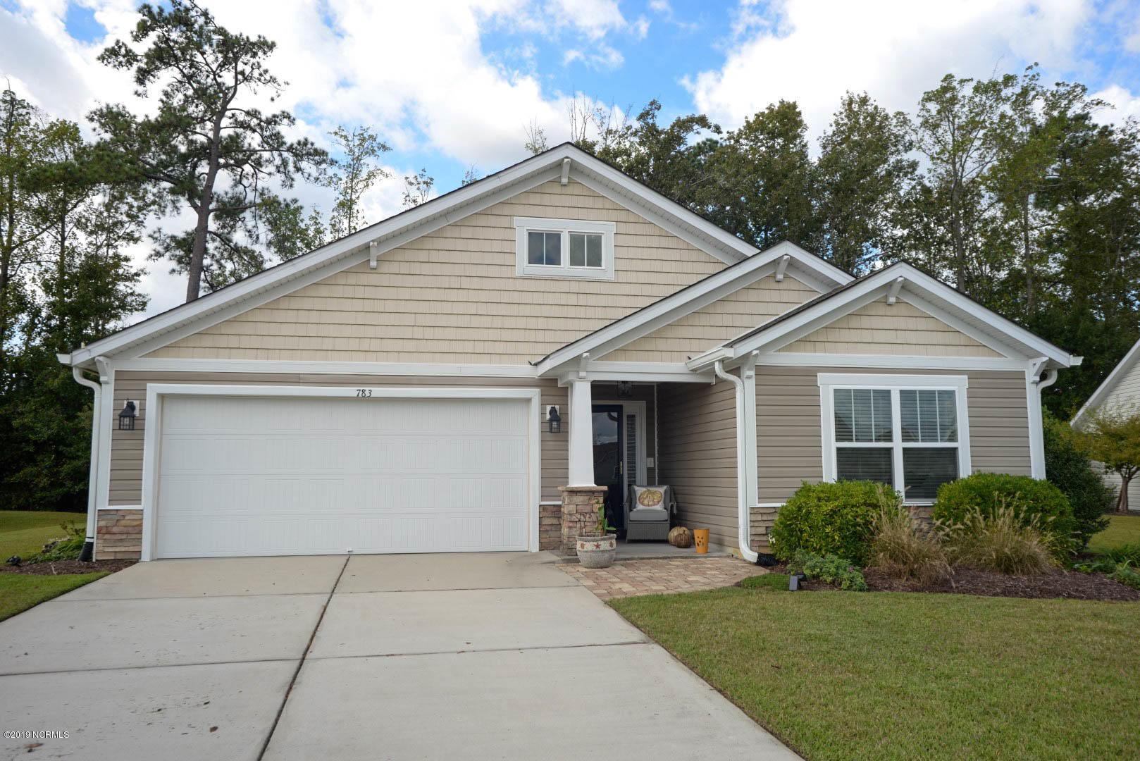 783 Heather Glen Lane Calabash, NC 28467