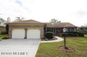 Beautiful brick home with large, deep driveway