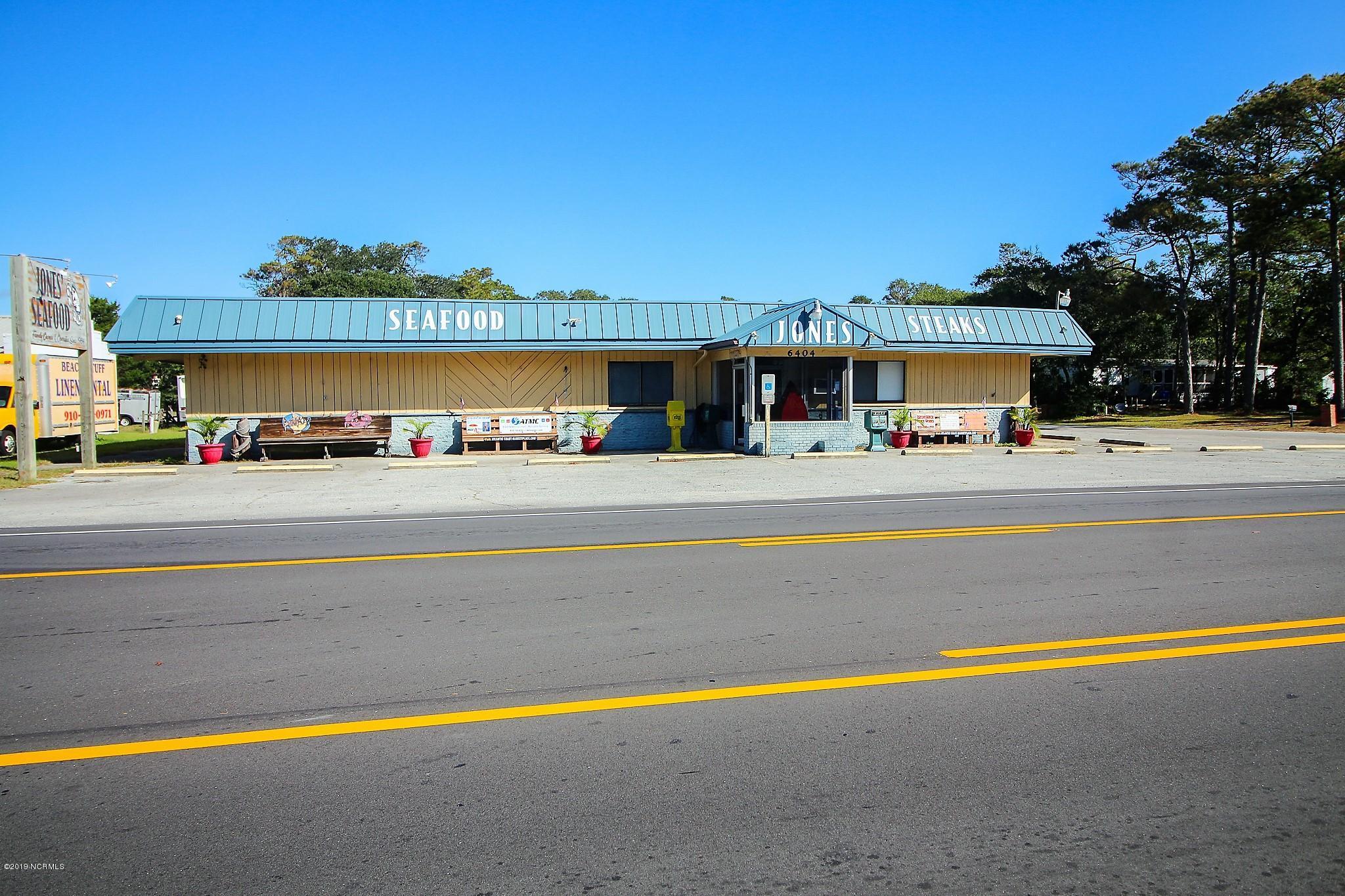 6404 E Oak Island Drive Oak Island, NC 28465
