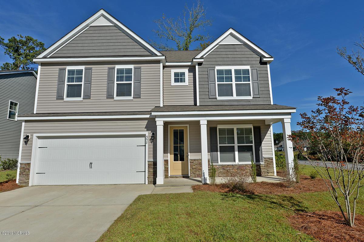 558 Lot 3226 Esthwaite Drive Leland, NC 28451