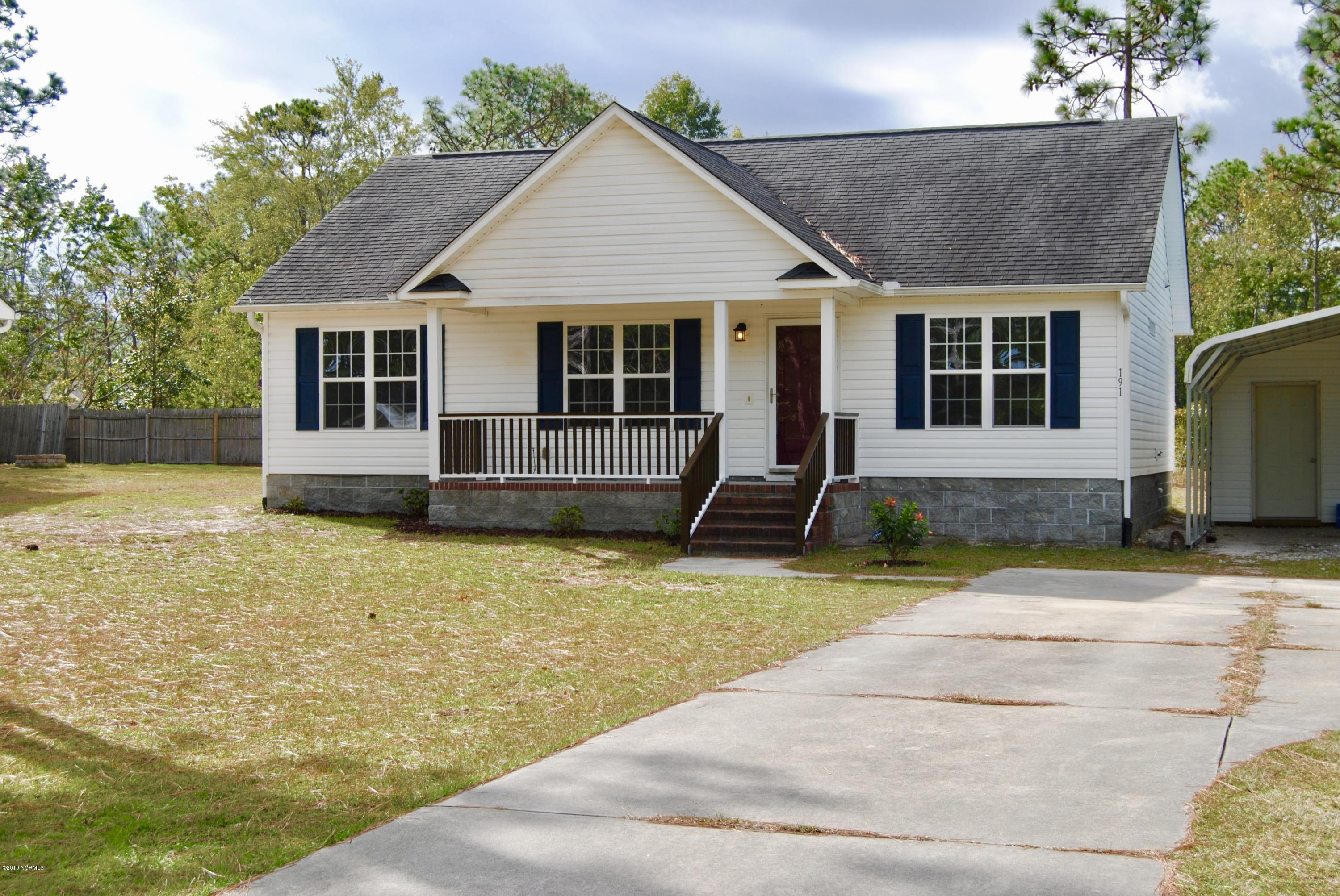191 Crystal Road Southport, NC 28461
