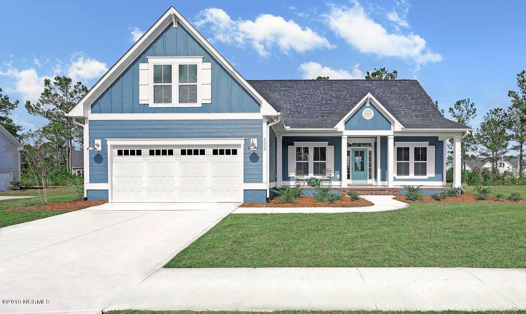 4353 Cushendale Court Leland, NC 28451