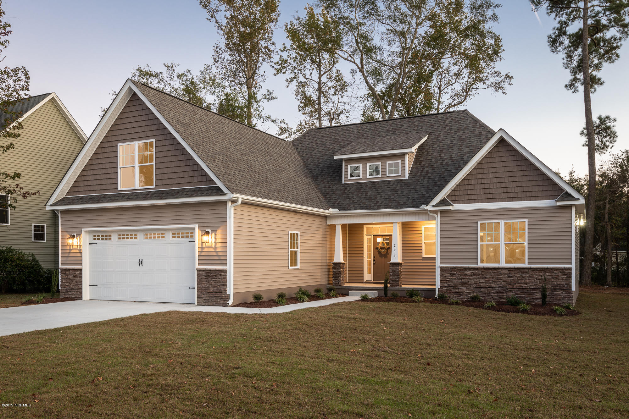 Property for sale at 2813 Little Gem Circle, Winterville,  North Carolina 28590