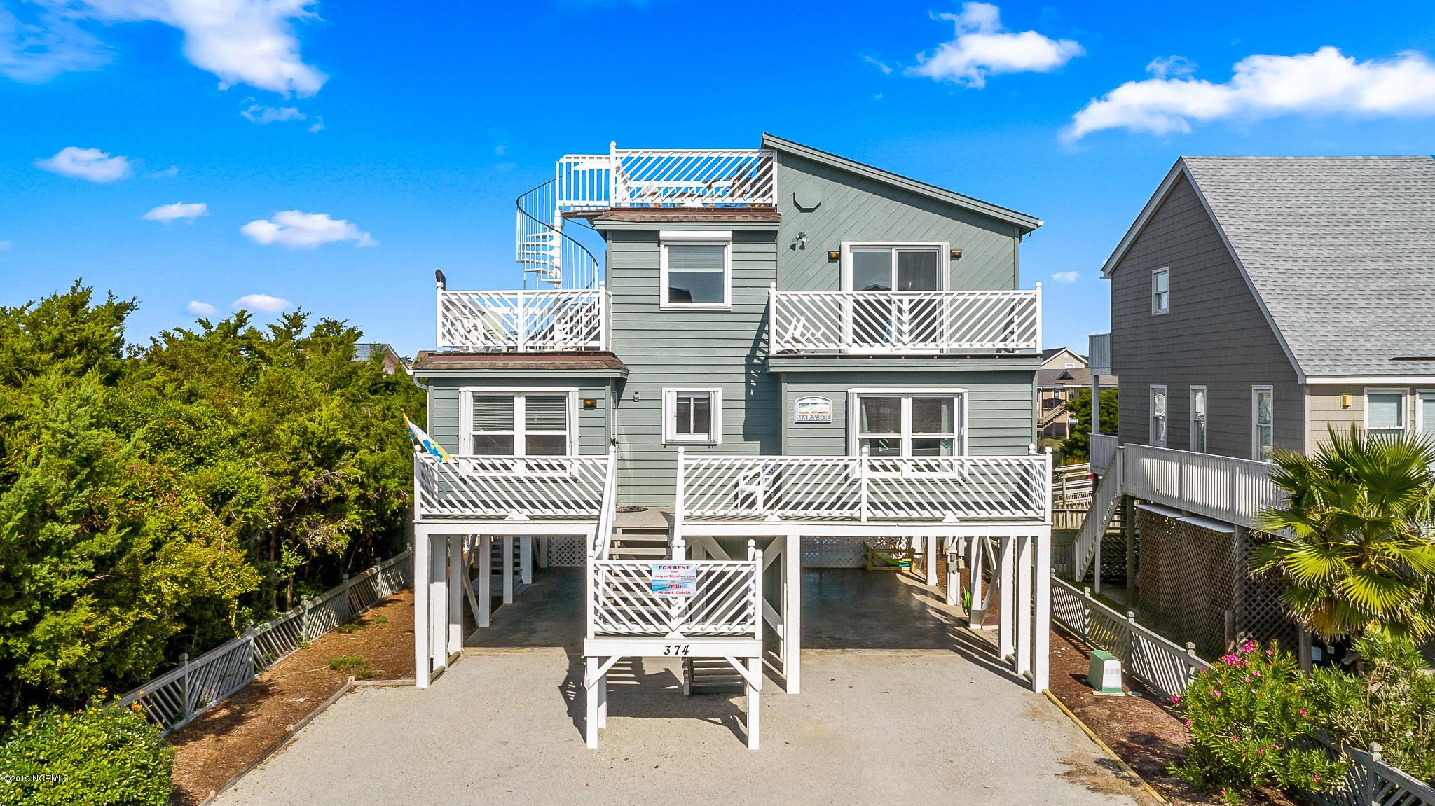 374 Ocean Boulevard Holden Beach, NC 28462