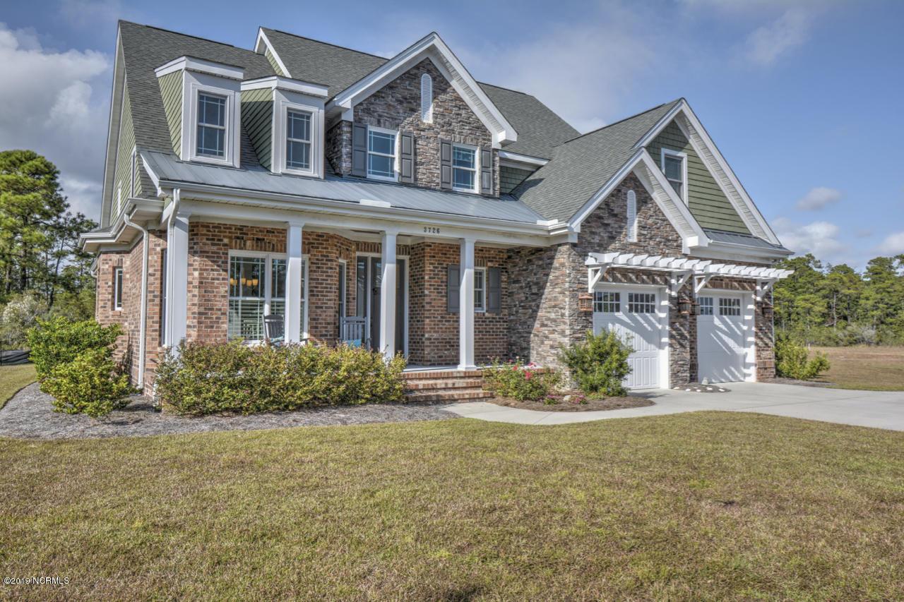 3726 Bridgewater Drive Southport, NC 28461