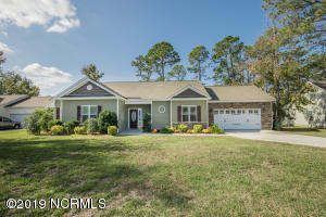 301 Chadwick Shores Drive, Sneads Ferry, NC 28460