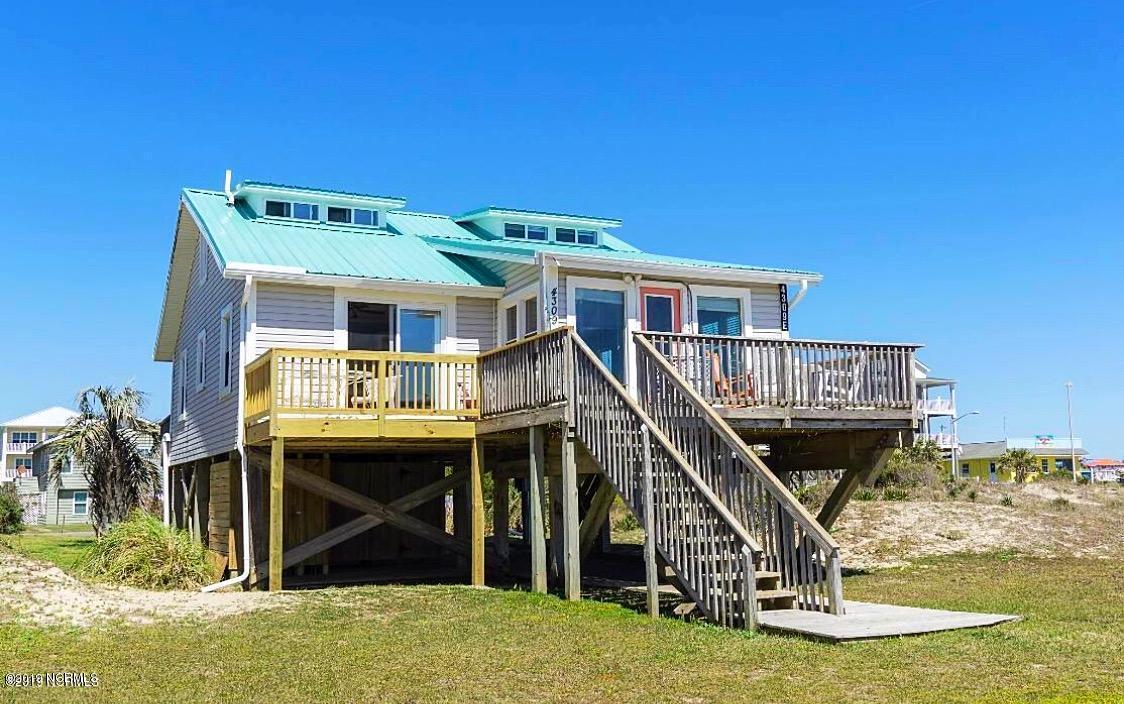 4309 E Beach Drive Oak Island, NC 28465
