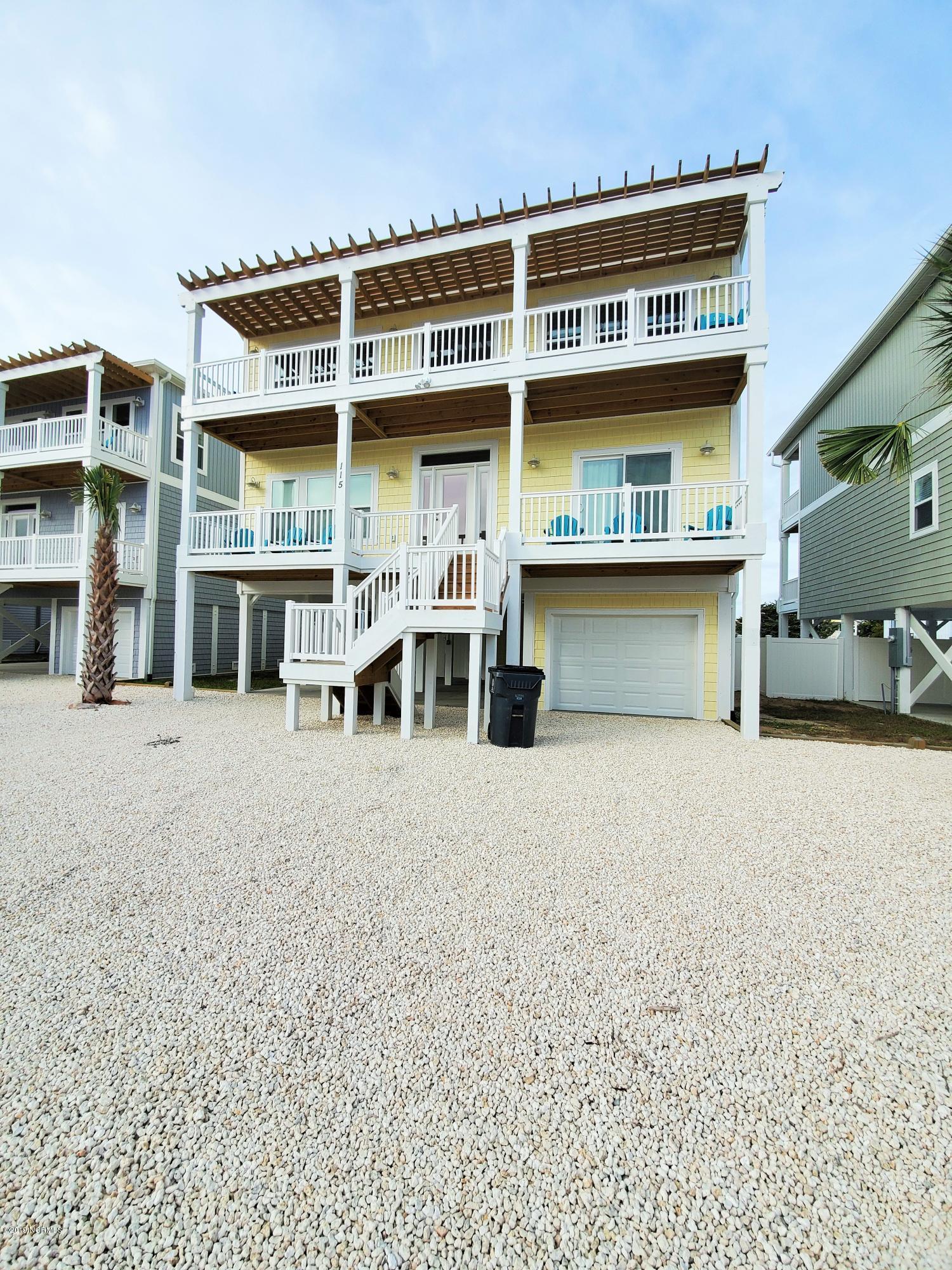 115 Deal Drive Holden Beach, NC 28462
