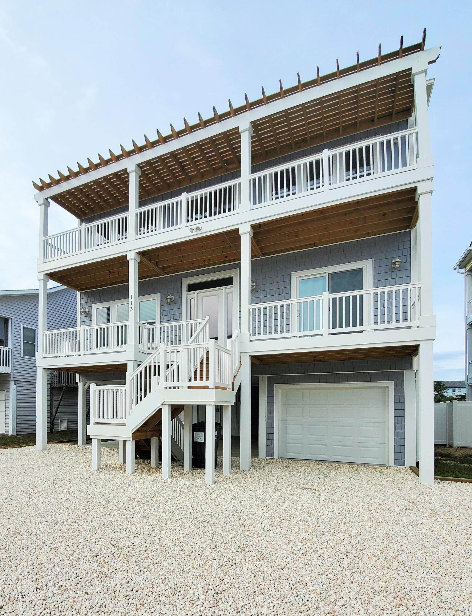 113 Deal Drive Holden Beach, NC 28462
