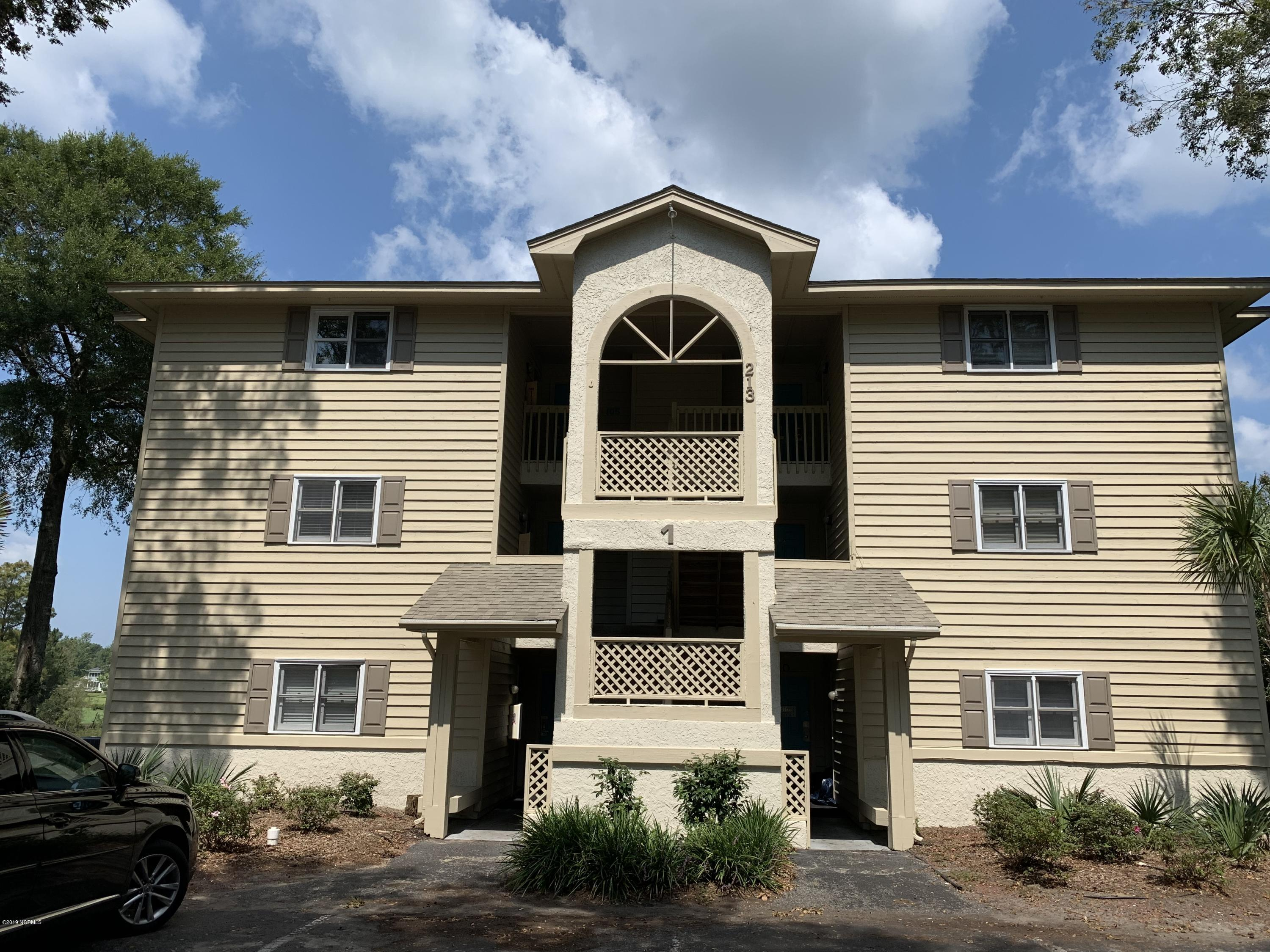 213 #1 Clubhouse Road Sunset Beach, NC 28468