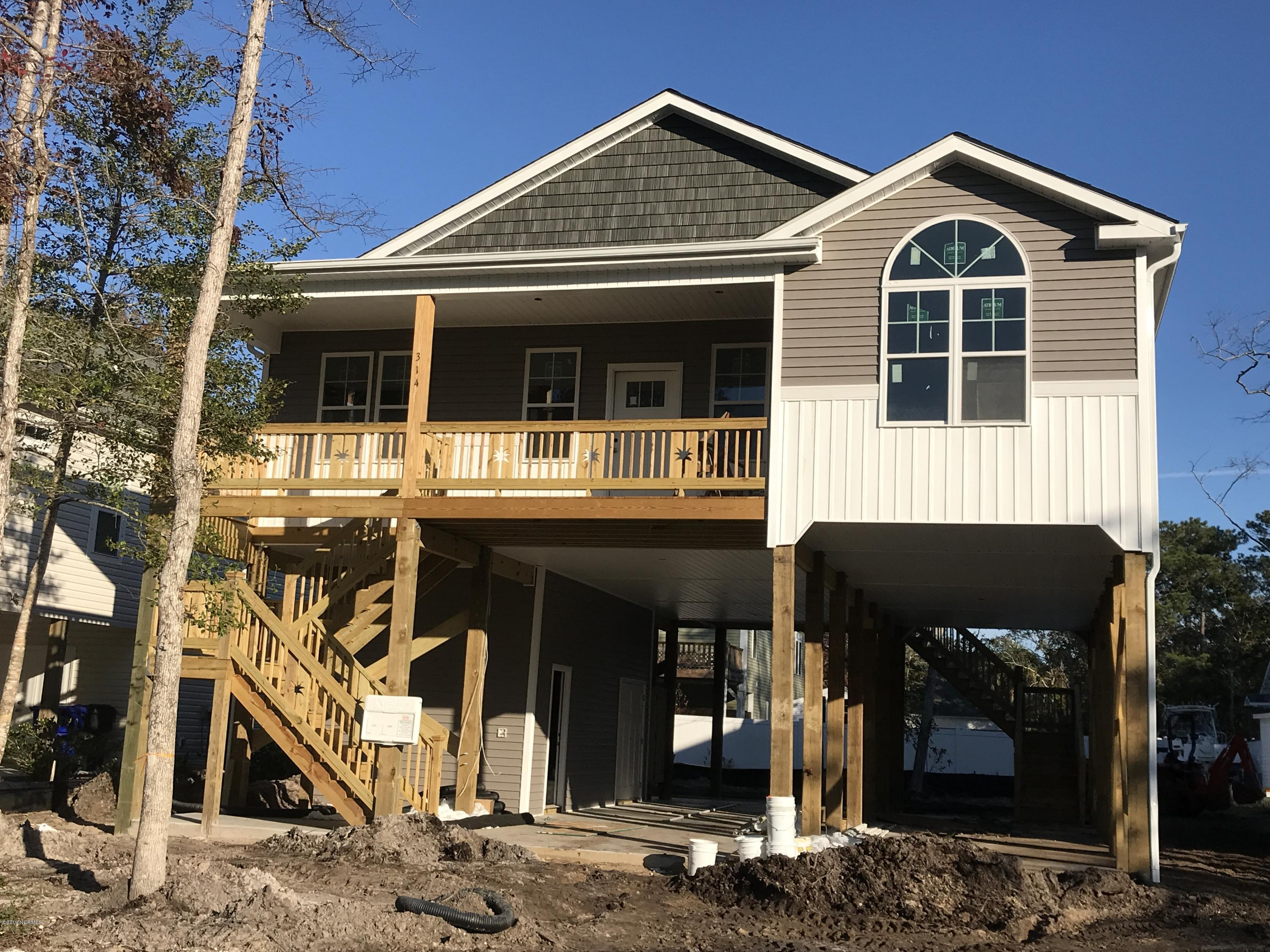 314 NE 56th Street Oak Island, NC 28465