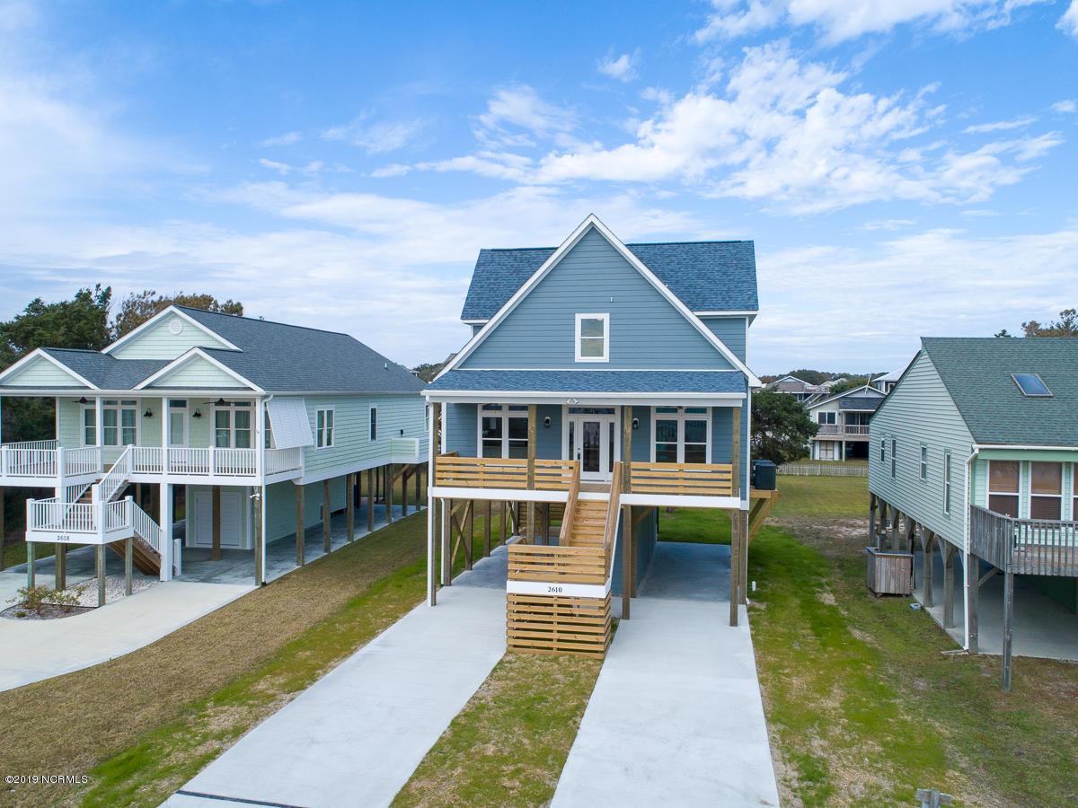 2610 E Dolphin Drive Oak Island, NC 28465