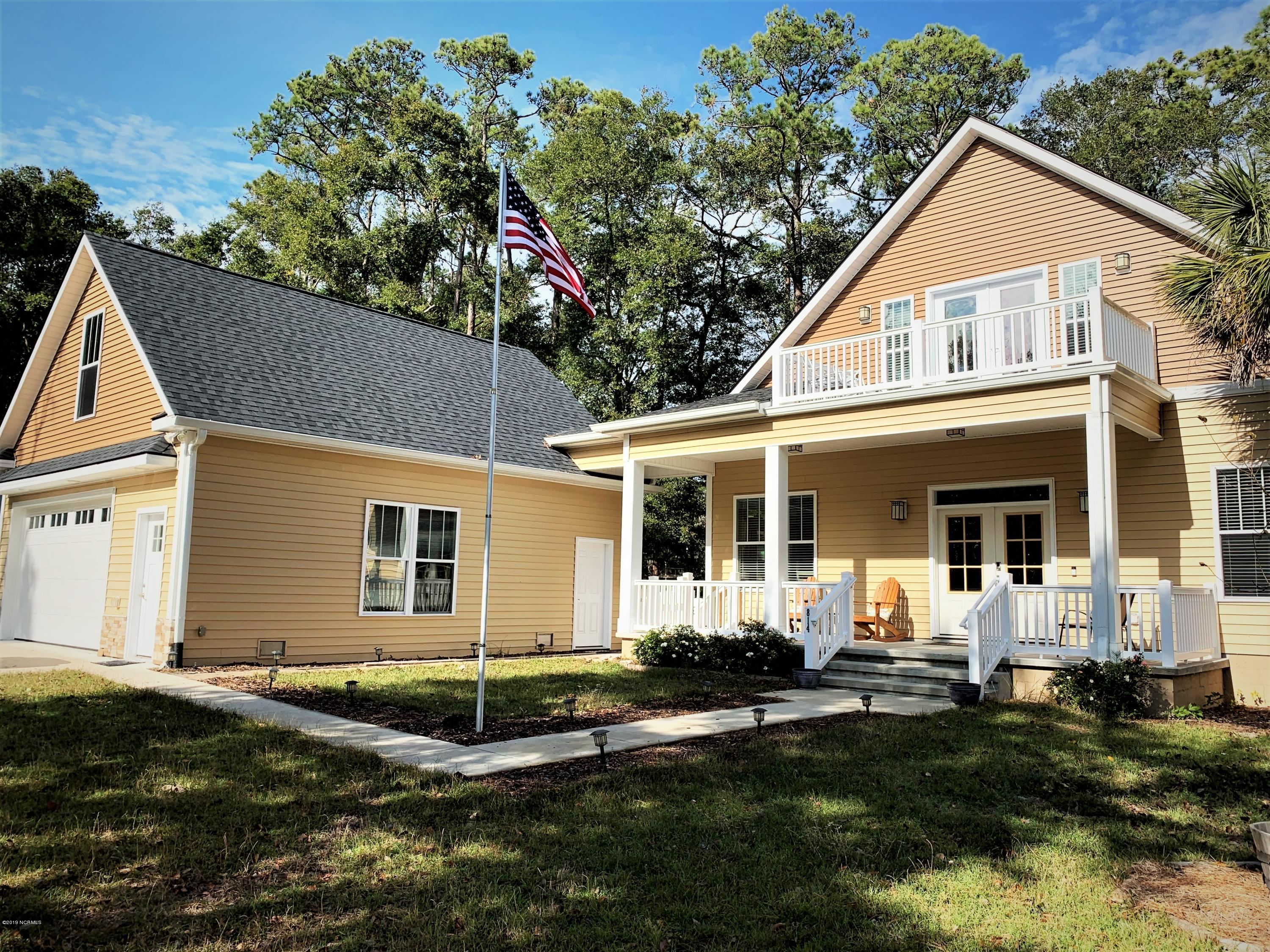 814 Shoreline Drive Sunset Beach, NC 28468