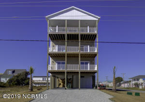 1913 N New River Drive, Surf City, NC 28445