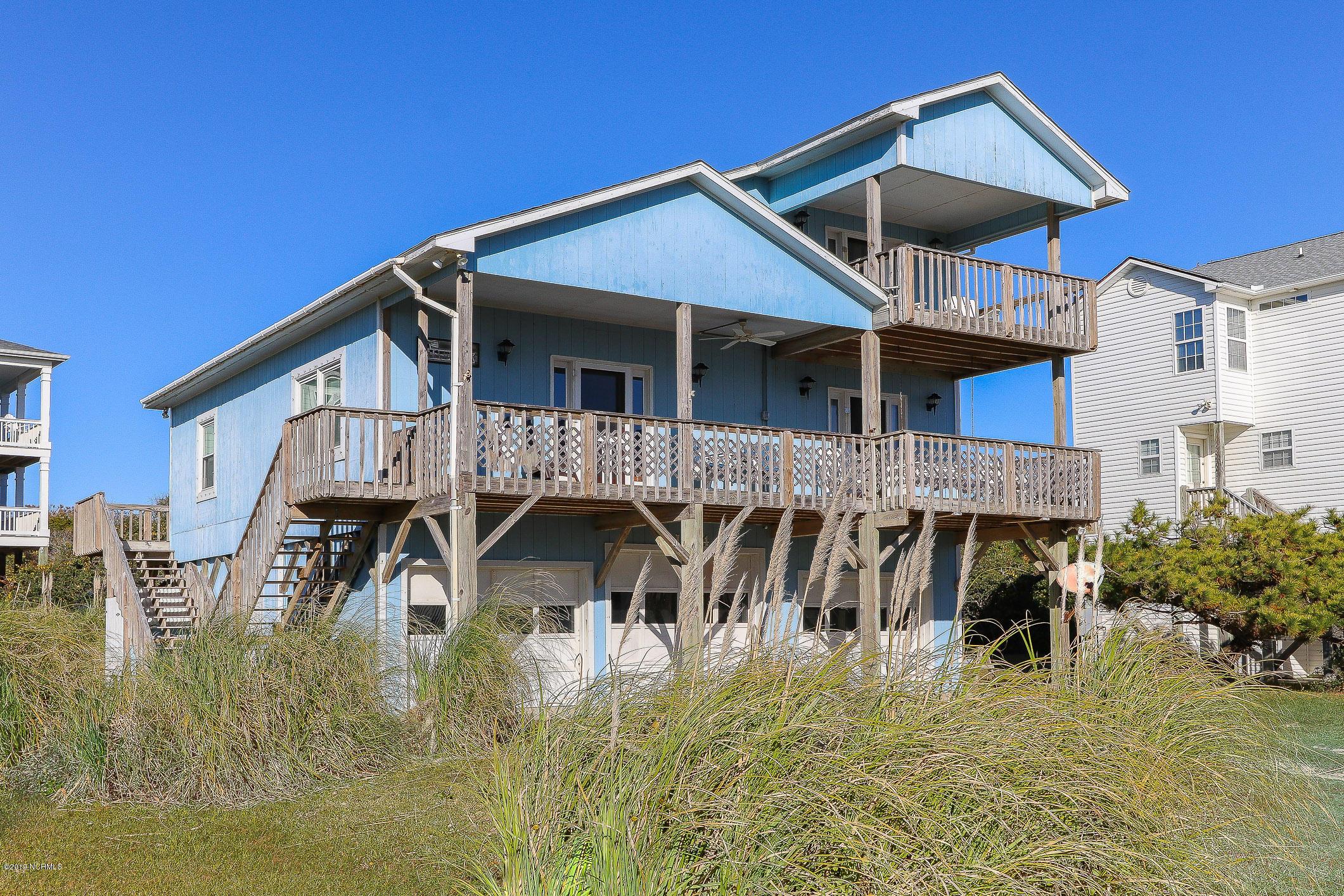 1104 Ocean Drive Oak Island, NC 28465