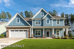 510 W Red Head Circle, Sneads Ferry, NC 28460